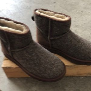 Mens ankle uggs